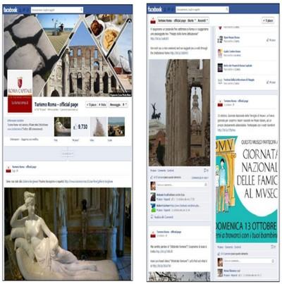 Impegno sui social network
