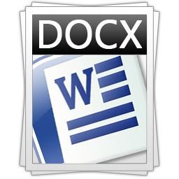 Formato docx