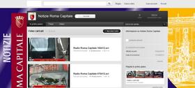 YouTube RadioRomaCapitale
